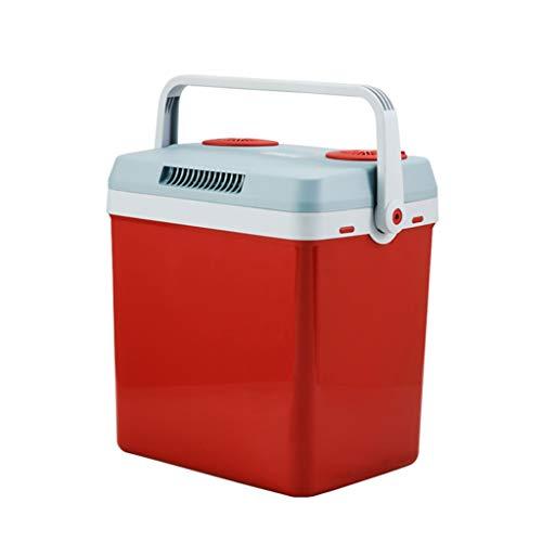 SWQG-Bratentopf Elektrische Mini-Kühlschrank 25L / 32L Kühler und Wärmer for Auto und Haus, Doppel 12V / 24 DC und 220V AC Bewegliches Auto Gefrierschrank (Size : 32L)