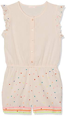 Billieblush Combinaison Pantalones de Peto, (Nymphe A 455), 4 años (Talla del Fabricante: 04A) para Niñas