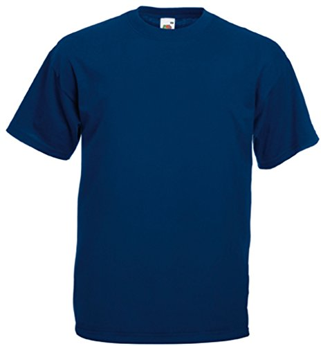 Fruit of the Loom Valueweight T-Shirt Navy L