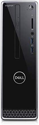 Latest_Dell Inspiron 3471 Small Desktop, 9th Gen Intel Core i3-9100 Processor, 4GB DDR4 RAM, 1TB Hard Drive, Black, HDMI,Window 10 Home (i3 Processor)