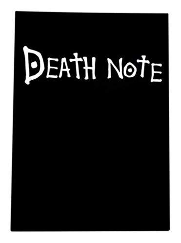 Caderno Death Note com Regras