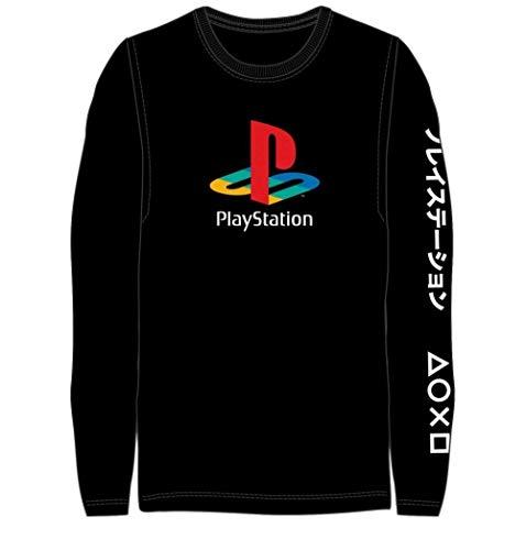 Long Sleeve Playstation Shirt