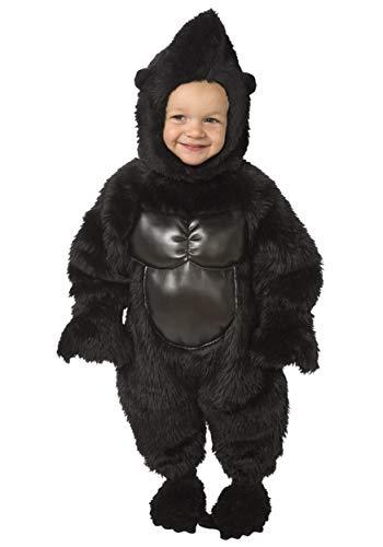 Little Boys' Gorilla Costume - TD Black