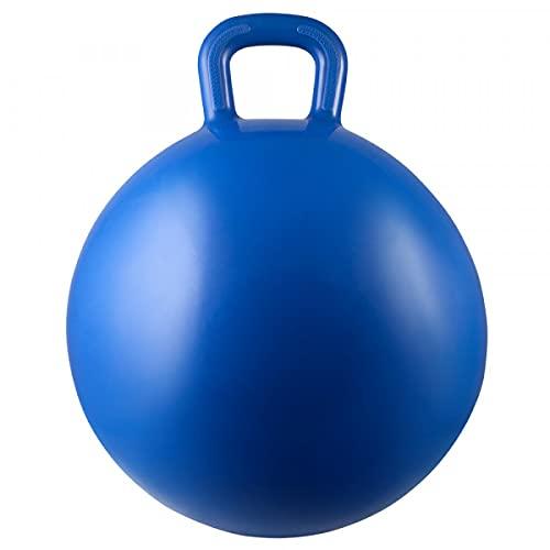 PFIFF 001171 - Pelota hinchable para caballos, color azul, 40