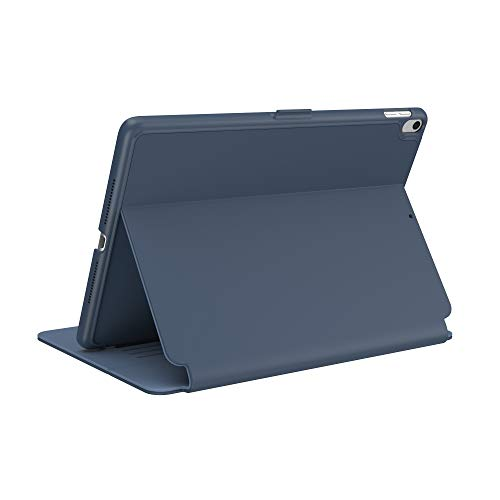 Speck Products BalanceFolio Case, Compatible with iPad Air (2019), Marine Blue/Twilight Blue (Also fits 10.5-inch iPad Pro)