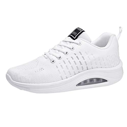 POLPqeD Donna Sneaker Comodo Scarpe,Casual Dimagrante Passeggio & Scarpe Outdoor Tennis Piattaforma Running Scarpe Jogging Moda