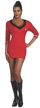 Sexy Star Trek Uniform costume