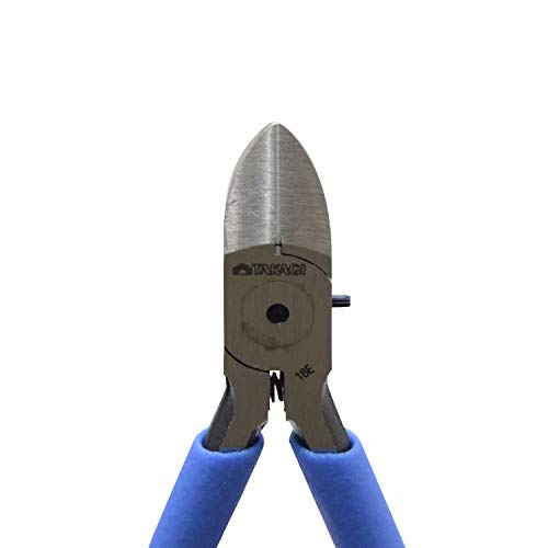 高儀HOMEMADEミニマイクロニッパーグリップ付115mm
