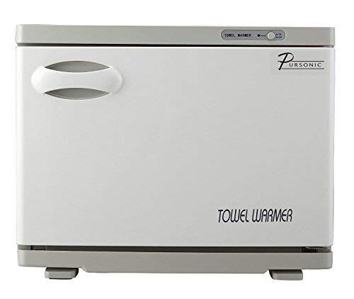 Pursonic Deluxe Towel Warmer with UV Sterilizer