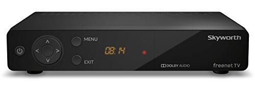 skyworth SKW-T20 HDTV Receiver für DVB-T2/T HD freenet.tv schwarz