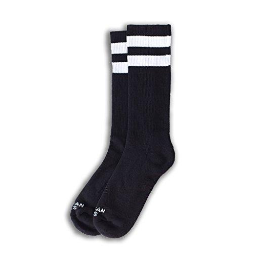 American Socks Mid High - Noir - Taille Unique