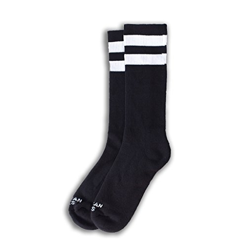 American Socks Back in Black I - Mid High