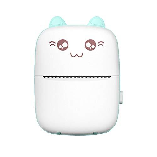 NHBETYS Mini Thermal Printer,200DPI Mobile Bluetooth Photo Printer,Wireless...