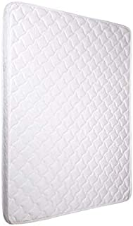 MAB Medicated Mattress - White Double Bed
