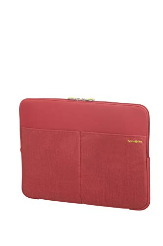 Samsonite Colorshield 2 Laptophülle 15,6 Zoll, 40 cm, 7 Liter, rot (tibetan red)
