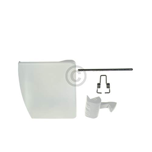 Blanco Tirador de puerta para Philips Whirlpool Lavadora equivalente a 481949869247