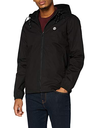 Element Alder TC - Jacket para Hombre Chaqueta, Hombre, Flint Black, M