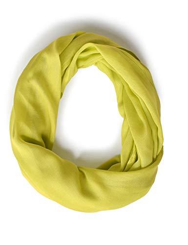 Street One Damen 571259 Loop Mode-Schal, Apple Green, One Size