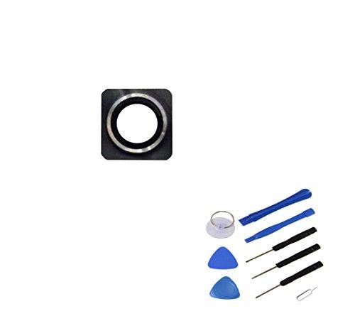 ★ RM ★ para iPhone 4S Cámara Lente Cámara Glass lente Scheibe...