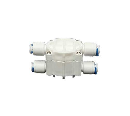 MYAMIA 1/4 inch 4-Wege-Auto-Abschaltventil Für Ro-Umkehrosmose-Wasserfilter-System