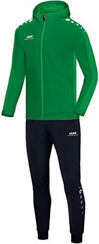 JAKO heren Striker met capuchon trainingspak polyester