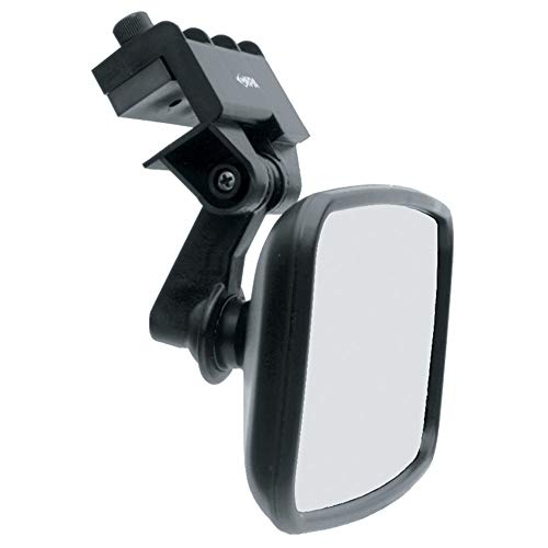CIPA 11140 Boating Safety Mirror, Black