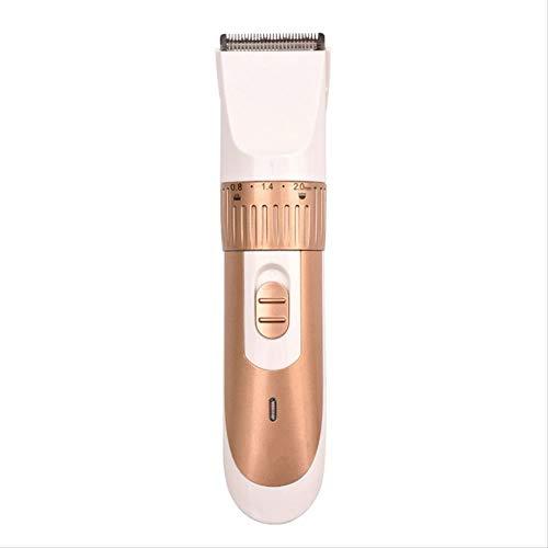 Cortapelos Hombres recargable afeitado pelo clipper barba eléctrica recortador de pelo afeitador...