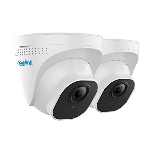 2 Pack Reolink 5MP PoE IP Cameras (RLC-520) - $81.58
