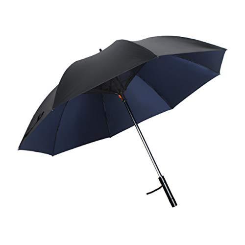 USB Zonnescherm Paraplu, Outdoor Mist Cooling Paraplu Met Ventilator En Telefoon Op Te Laden Functie, 8 Ribs Umbr Voor Zonlicht, Rainy Day,Dark black