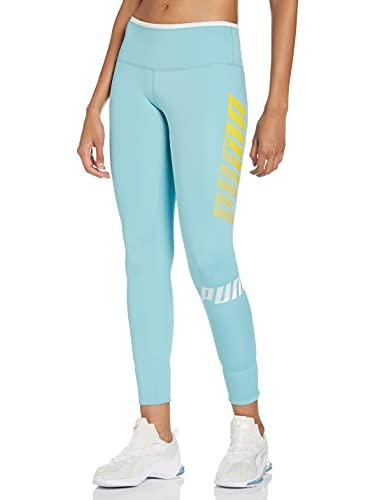 PUMA Modern Sport Leggings Mallas Deporte, Mujer, Milky Blue, M