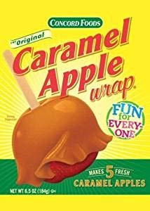 Concord Farms Caramel Apple Wrap 6.05 Oz Package (1 Pack)