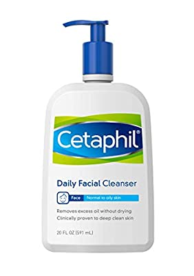 Face Wash by Cetaphil