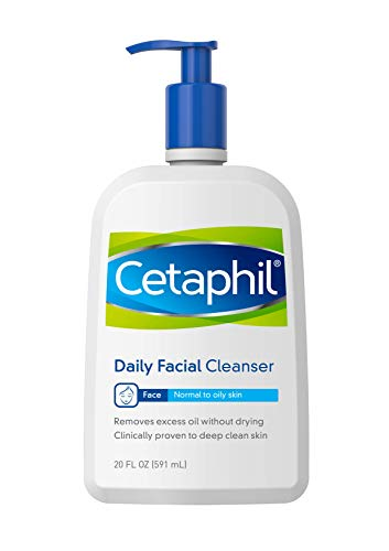 Face Wash by Cetaphil, Daily...