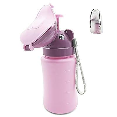 Amazon - Save 20%: Travel Potty, Portable Elephant Leakproof Emergency Urinal Potty T…