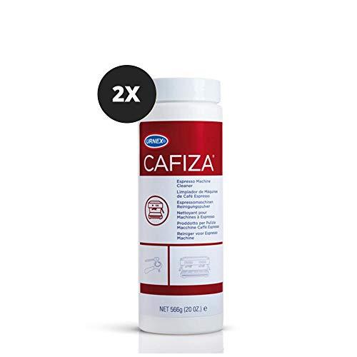 confezione da 100 Urnex Cafiza Espresso Macchina per la pulizia Tablet 2g