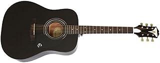 Epiphone Pro - 1 Acoustic Guitar, Ebony