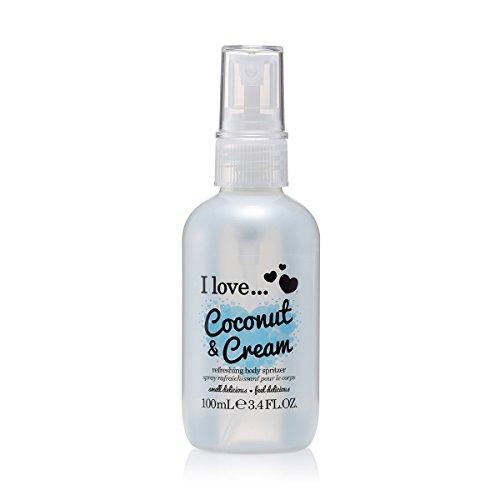 I Love... Coconut & Cream Refreshing Body Spritzer 100ml