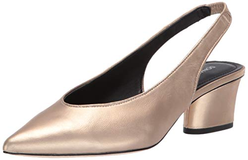 Donald J Pliner Women's GEMA-74 Pump, Bronze, 7.5 B US