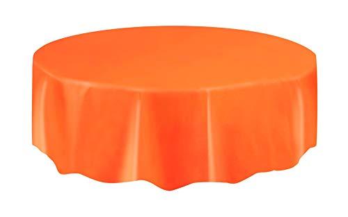 Mantel de Plástico Redondo - 2