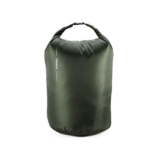 Tree-on-Life Tragbare 40L Kapazität wasserdichte Packsack Sack Aufbewahrungstasche Tasche Kompatibel für Camping Wandern Trekking Bootfahren Verwendung