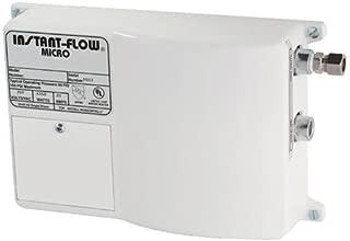 Chronomite Instant-Flow Micro Instant Water Heater M-20L 208Volt Factory Preset Temperature, 104F 110F 120F