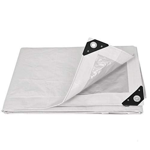 Pretul LP-34B, Lona blanca de 3 x 4 m, 110 g/m²