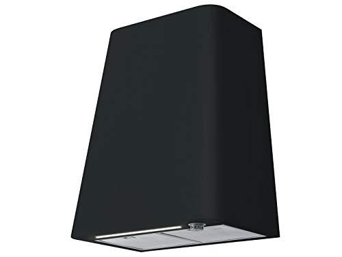 FRANKE die an der Wand montiert wird & aus Edelstahl von Franke Smart Deco Fsmd 508 BK - 335.0528.006, schwarze matte.