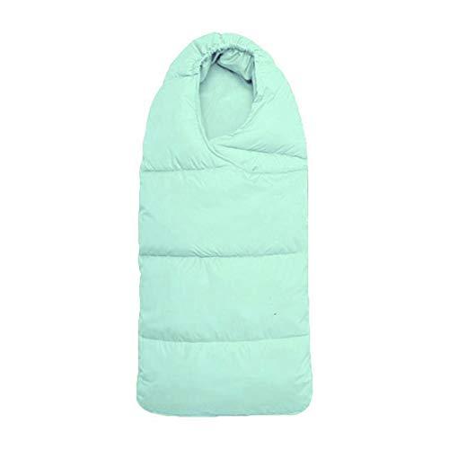 GROOMY Baby Sleeping Bag, Winter Warm Baby Sleeping Bags Soft Envelope Infant Sleepsacks for Newborn Baby-Green