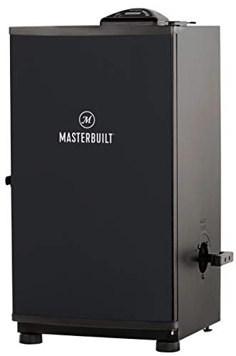 Masterbuilt MB20071117 Digital Electric Smoker, 30 inch, Black