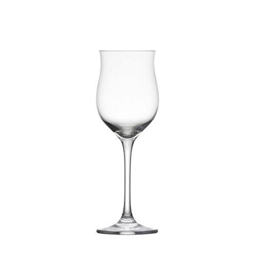Schott Zwiesel Crystal Glass Tritan Crystal Glass Classico Stemware Rose´ All Day Wine Glass, 11.5 Ounce, Set of 4