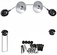 Mount-it! MI-104 Super Slim Wall Mount for 32-60 Inch LED TVs