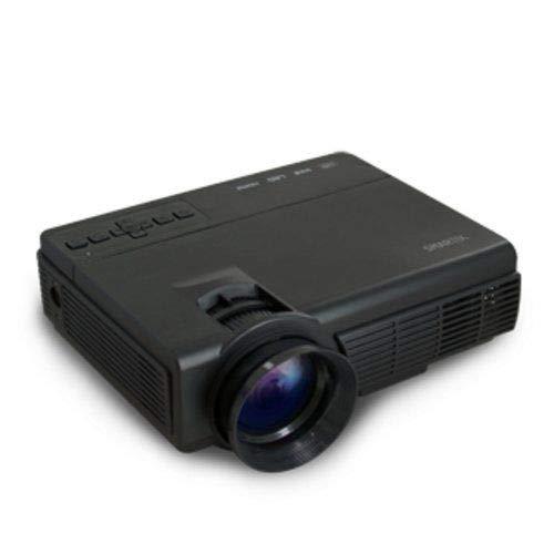 Atlantis Land SM40-HD1 videoproiettore 1000 ANSI lumen LED 1080p (1920x1080) Proiettore desktop Nero