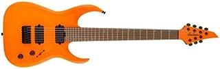 Jackson Pro Series Signature Misha Mansoor Juggernaut HT7 - Neon Orange