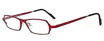 Harry Lary s French Optical Eyewear Mixxxy Eyeglasses in Red  360    DEMO LENS
